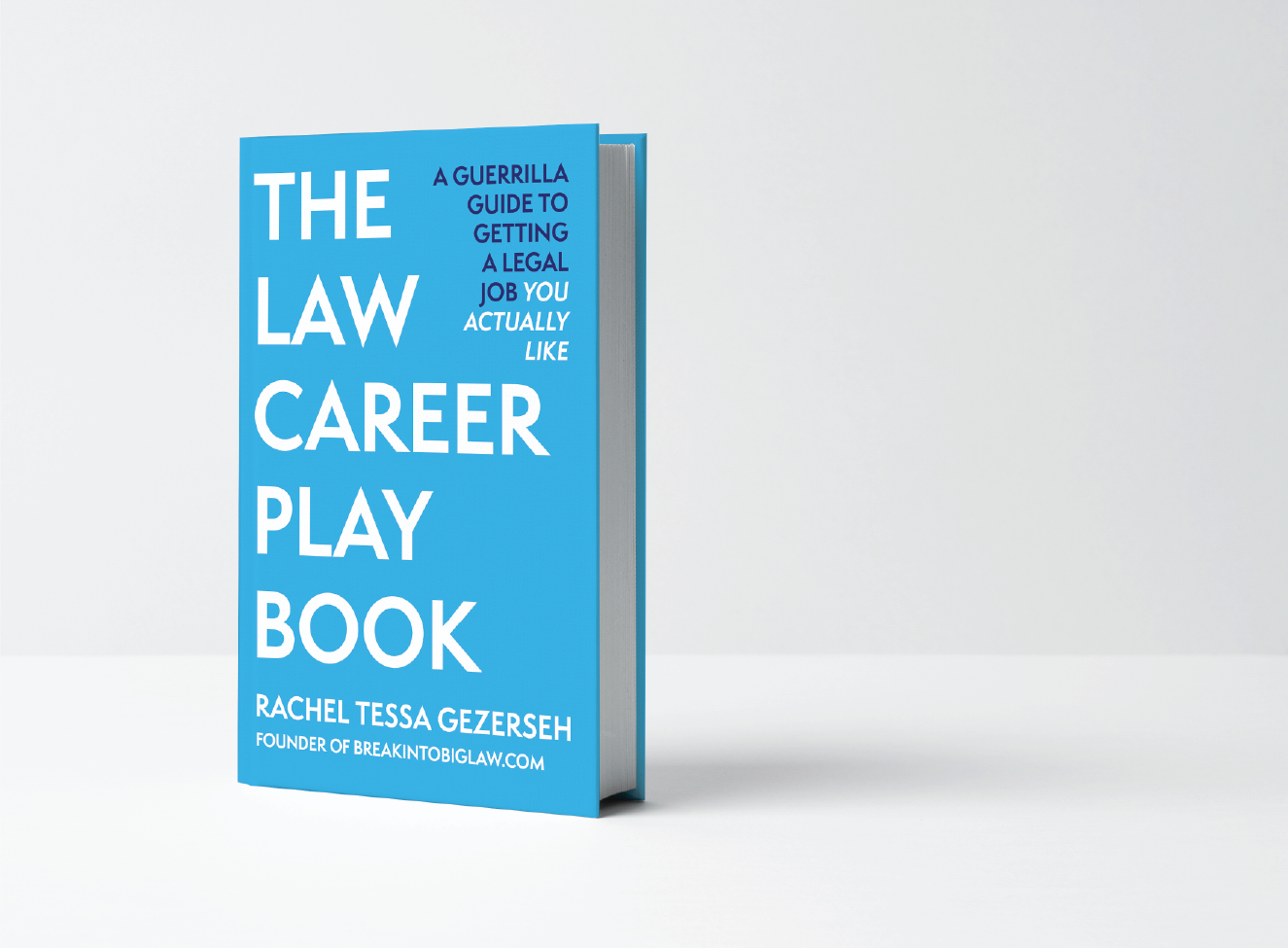 The Law Career Playbook